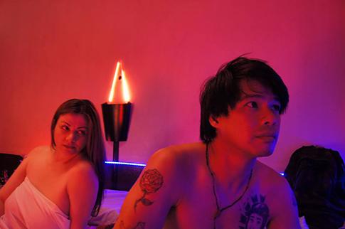 """Rosanna Roces at Yul Servo sa """"Porno"""" ng Directors Showcase ng 2013 Cinemalaya Film Festival"""