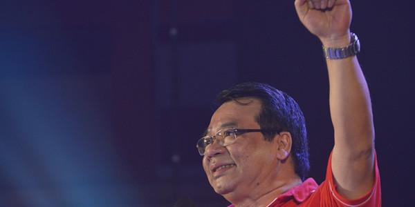 Bayan Muna Rep. Neri Colmenares, tinaguriang Fighter ng Bayan na tumatabo para senador. PW File Photo/Pher Pasion